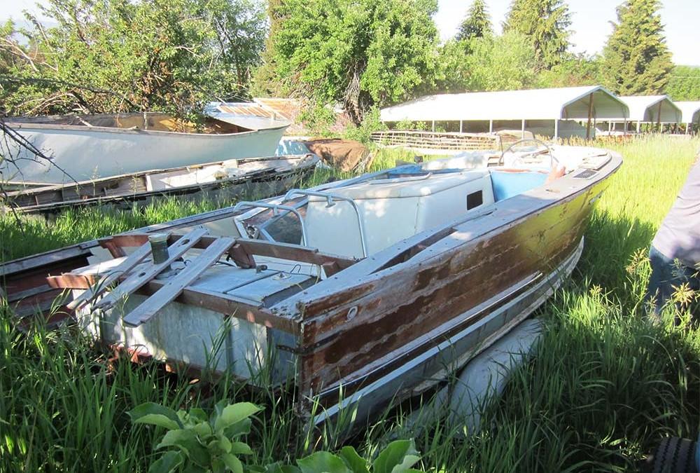 Century Coronado 21′ 1957 $5000.00 REDUCED $3000