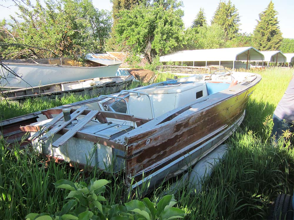 Project Boats For Sale Mccall Boat Works