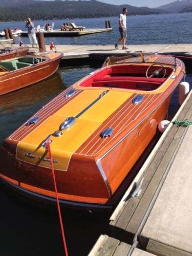 Chris Craft Custom 20 1946