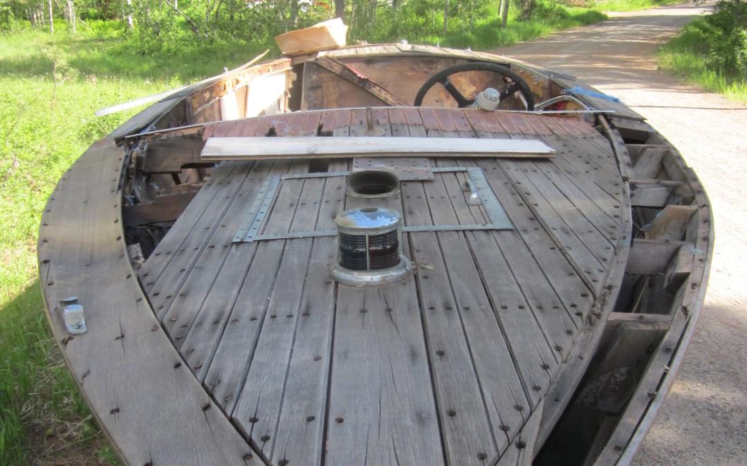 Chris Craft 24′ Triple Cockpit 1930