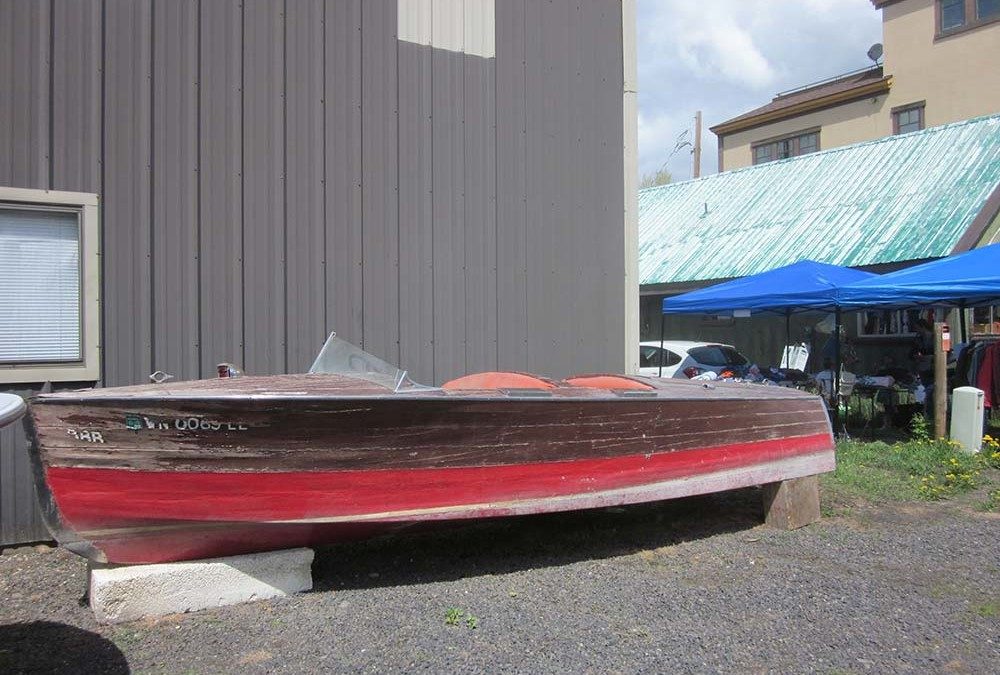 Deluxe Runabout 18' 1935 – Dirty Helen SOLD