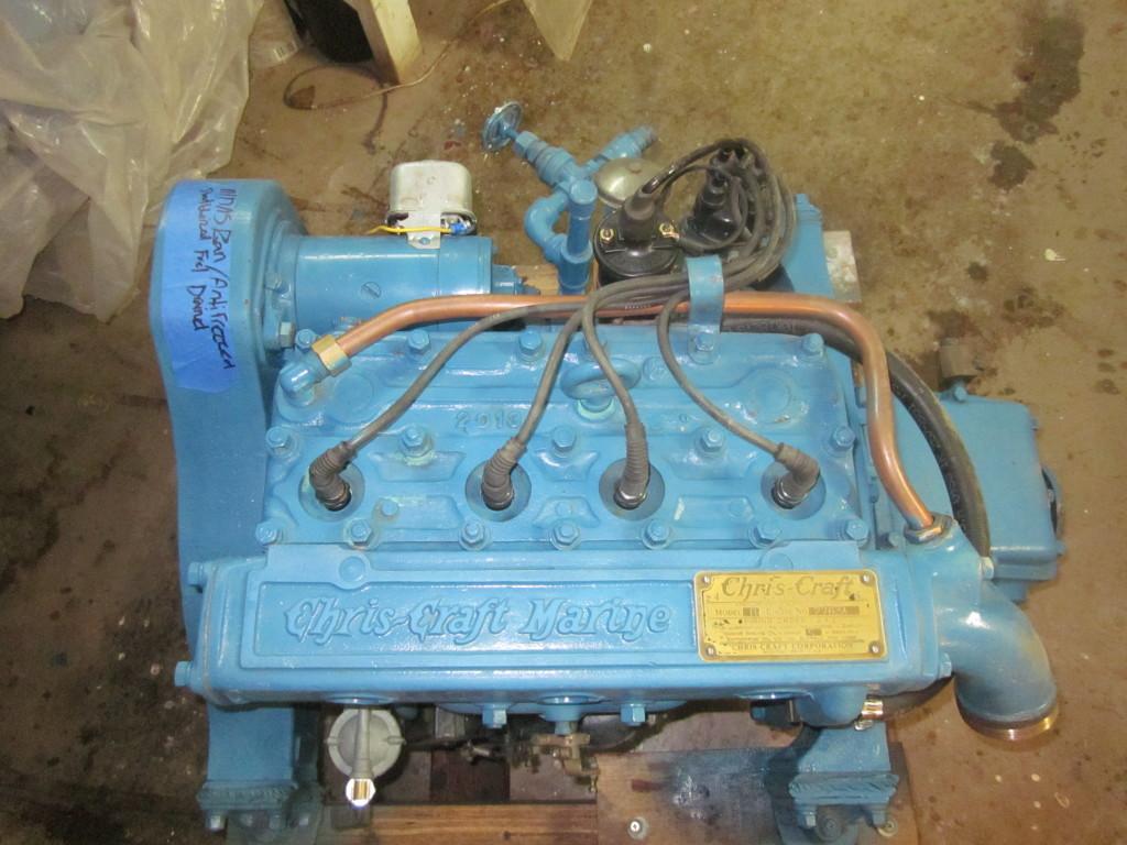 Chris Craft  Water Pump