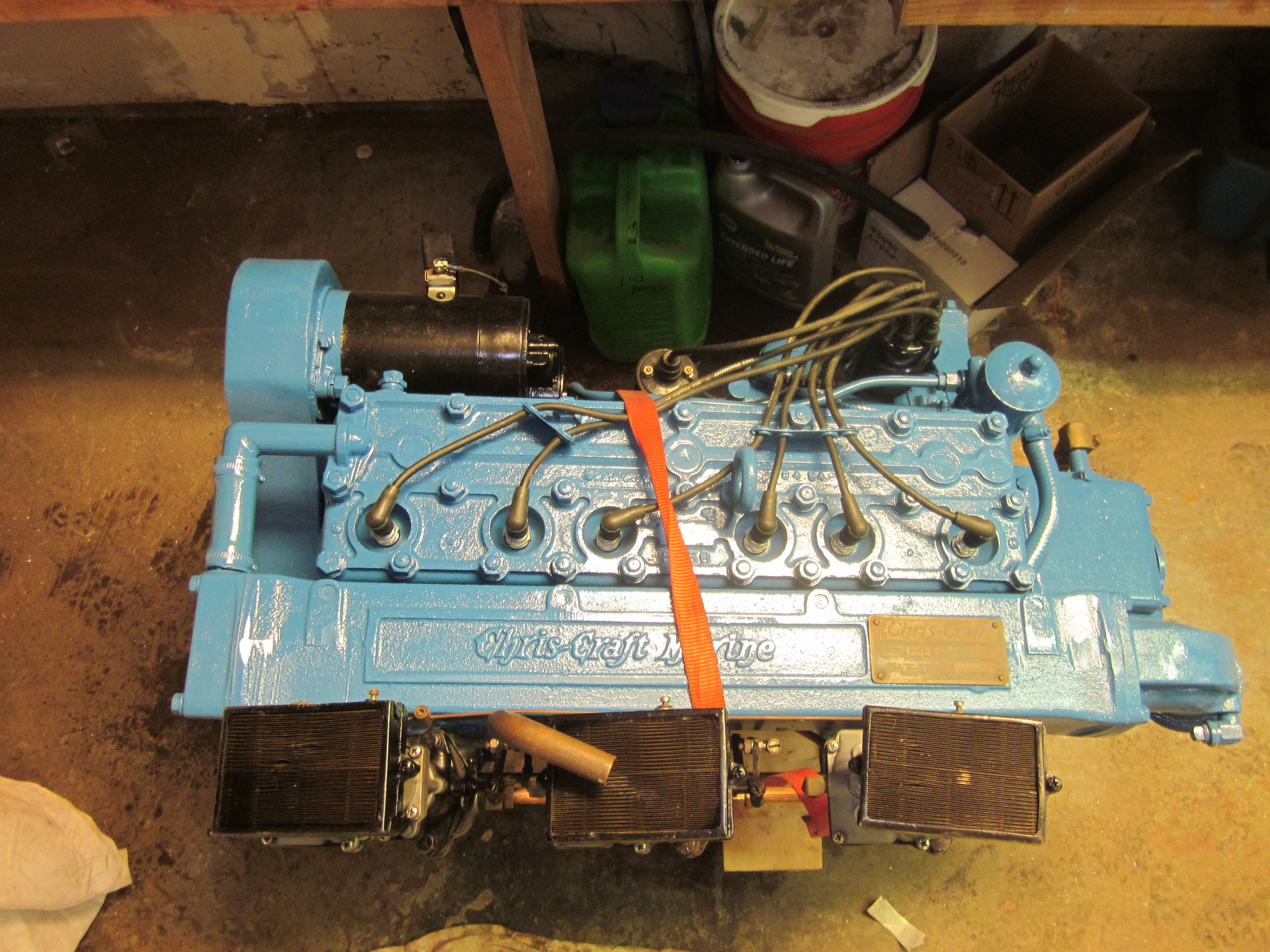 Chris Craft Hercules Engines and Motors For Sale | MCCALL ... on