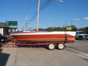 Chris Craft Capri 21' 1959 REDUCED only $45,000!