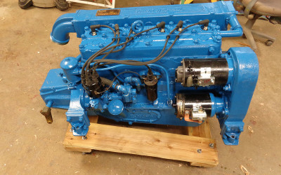Chris craft hercules engines and motors for sale mccall for Chris motors auto sales