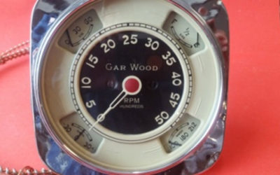Chris Craft, Gar Wood Pre War Gauge – NEW.