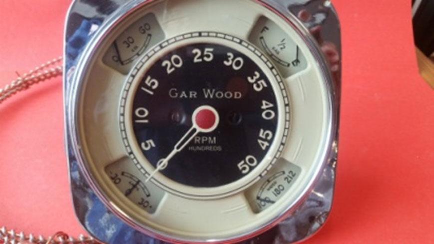 Chris Craft, Gar Wood Pre War Gauge – NEW.