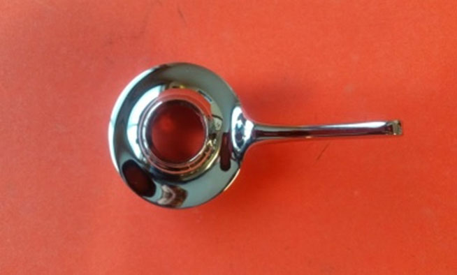 Chris Craft, vintage boat throttle control lever