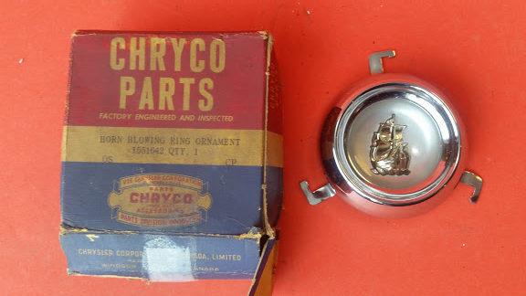 Chryco Horn Ring