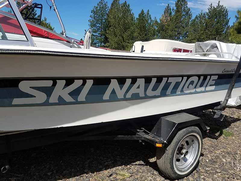 1974 Ski Natique. Original owner, A+ condition, low hrs. Reduced only $8000!