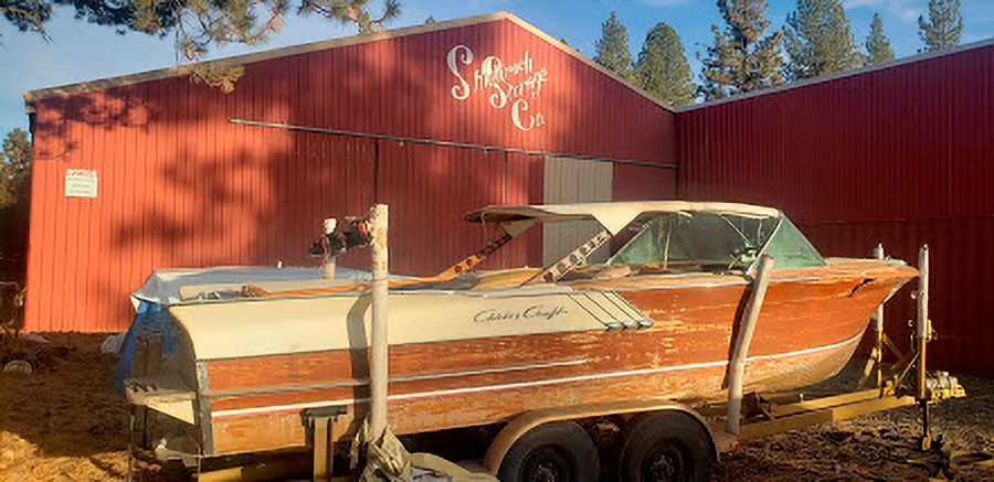 1961 Chris Craft 21′ Continental Hard Top  $14,500.00